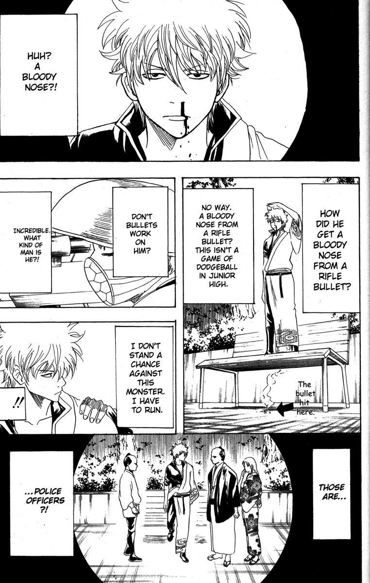 Gintama Chapter, 152 image 011
