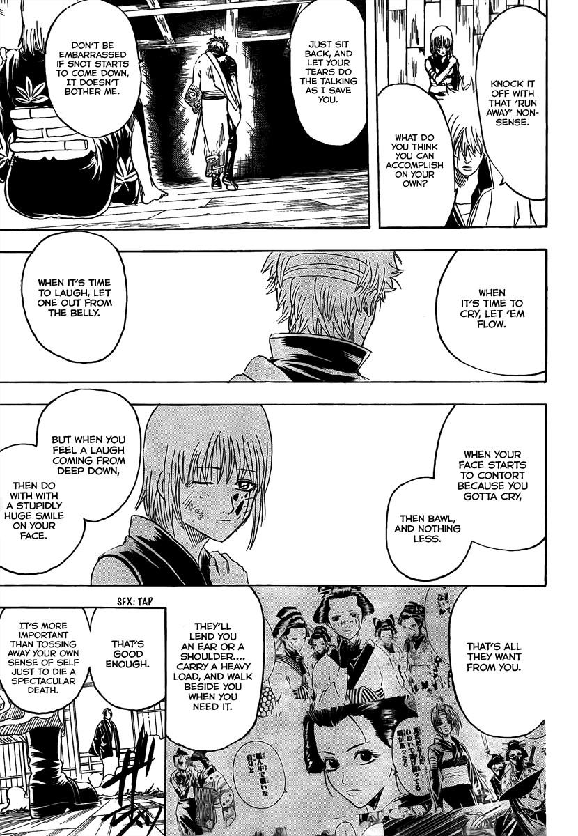 Gintama Chapter, 259 image 005