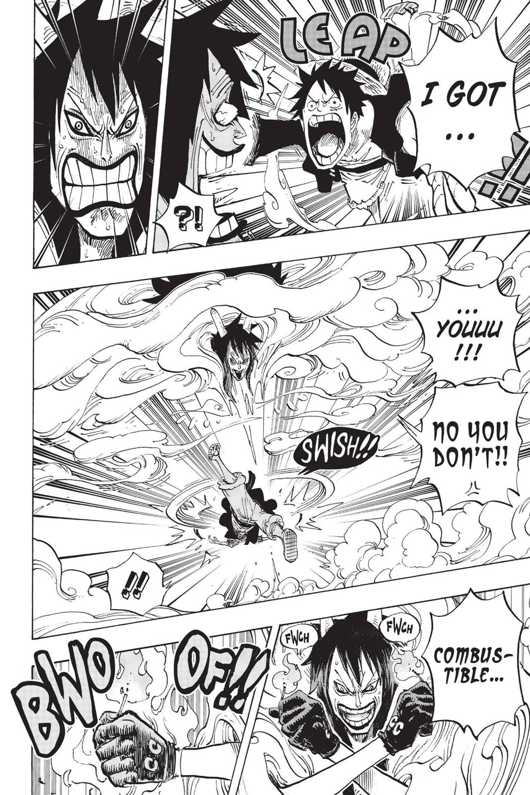 One Piece, Chapter 681 image 004