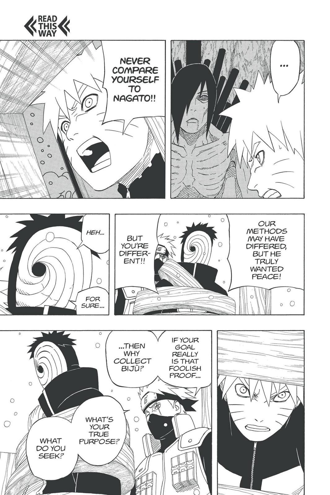 Naruto, Chapter 463 image 010
