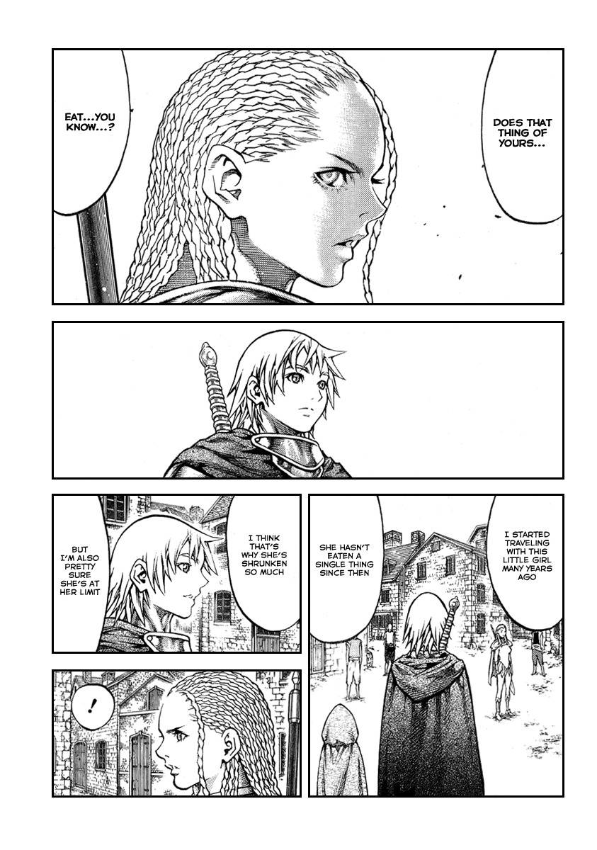 Claymore, Chapter 81 image 021