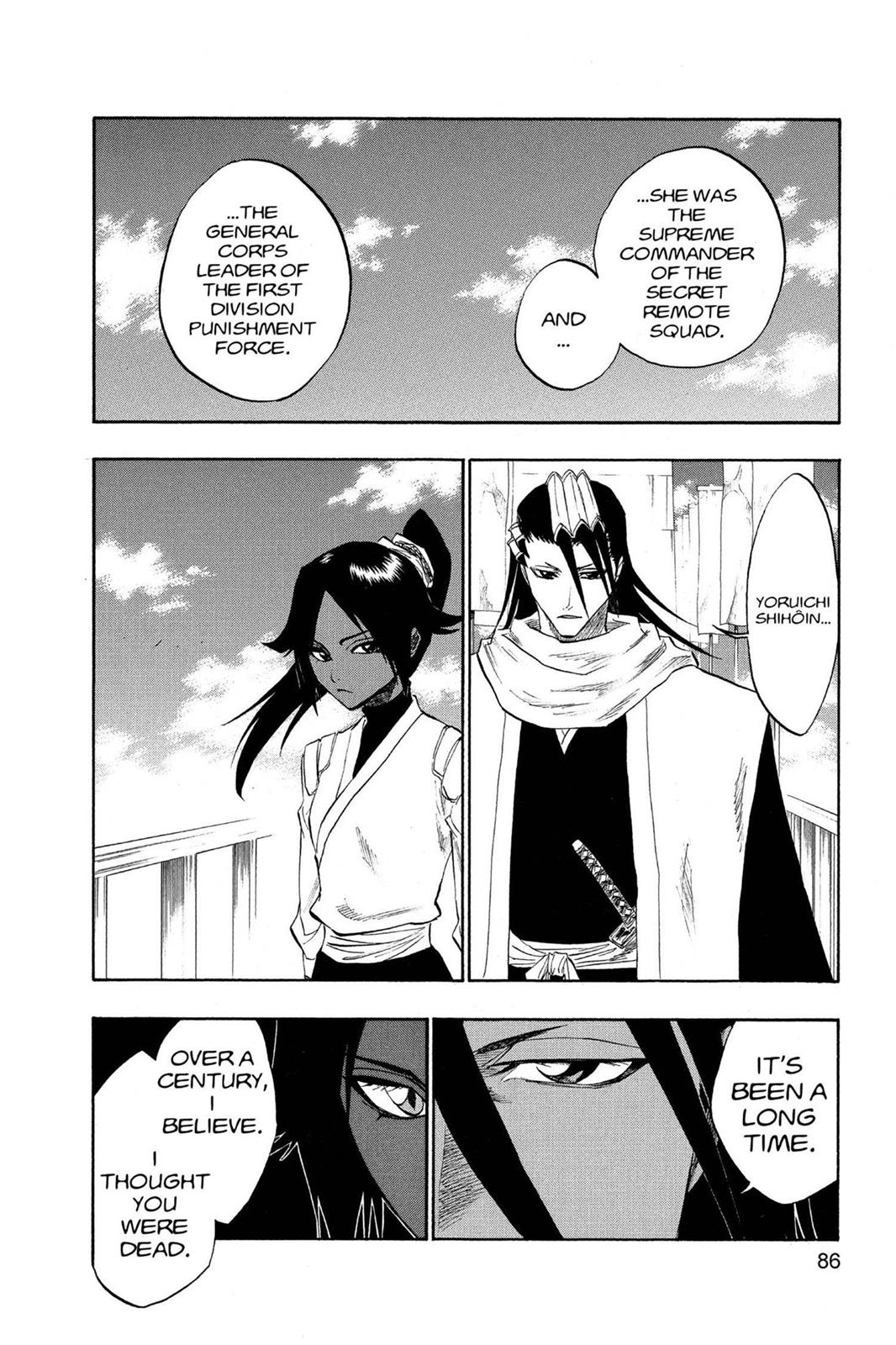 Bleach, Chapter 118 image 008