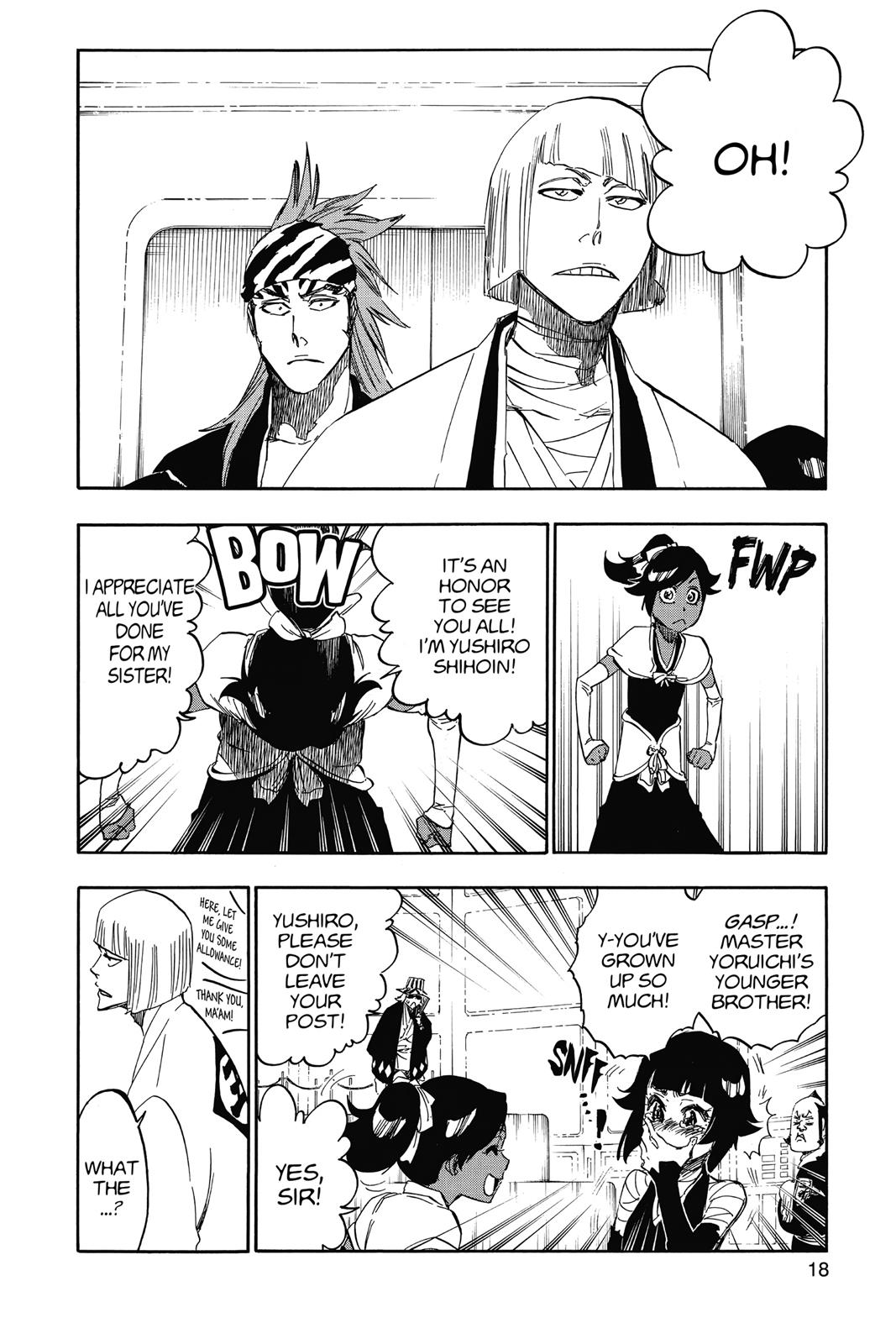 Bleach, Chapter 612 image 017