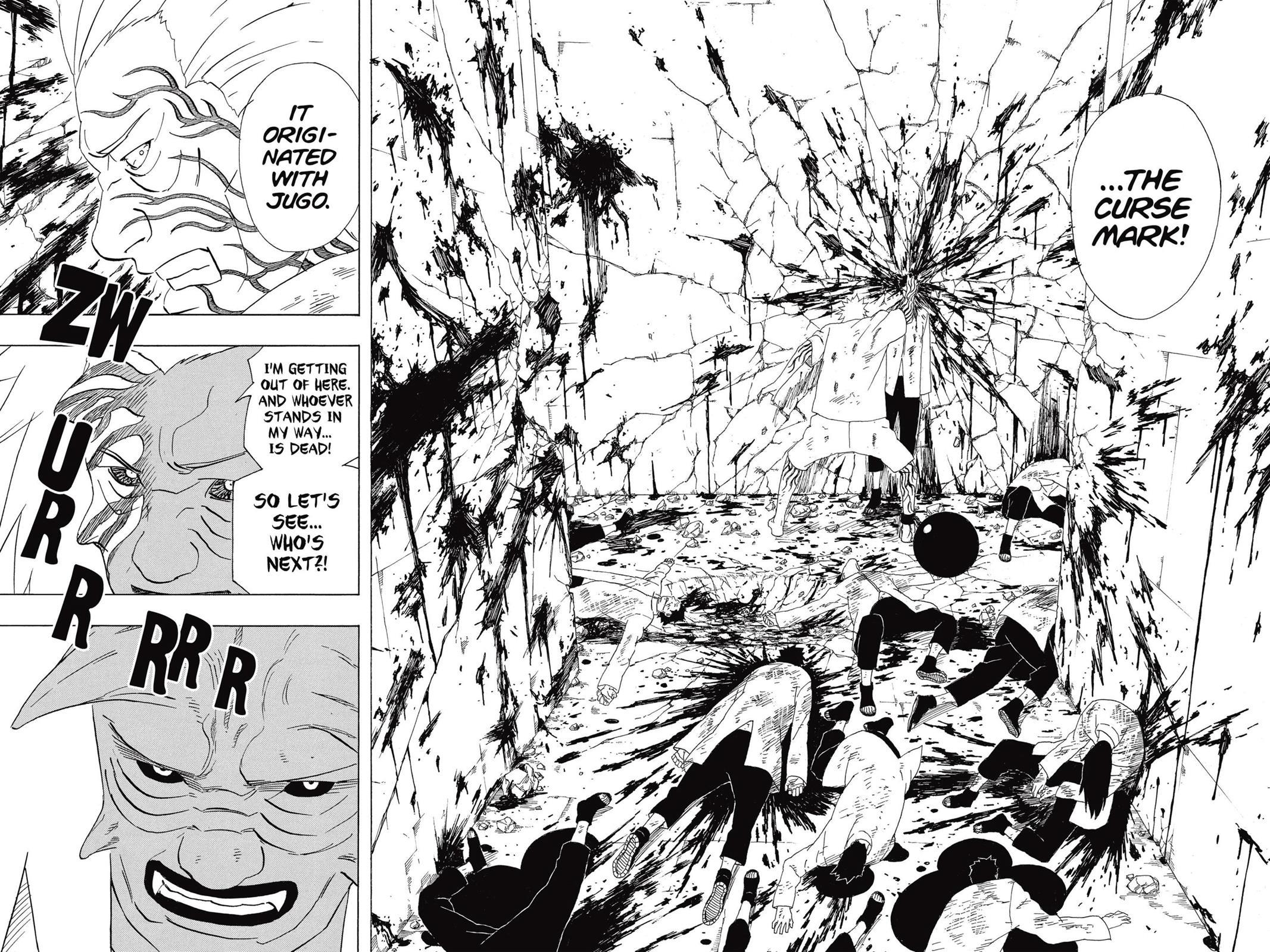 Naruto, Chapter 349 image 010