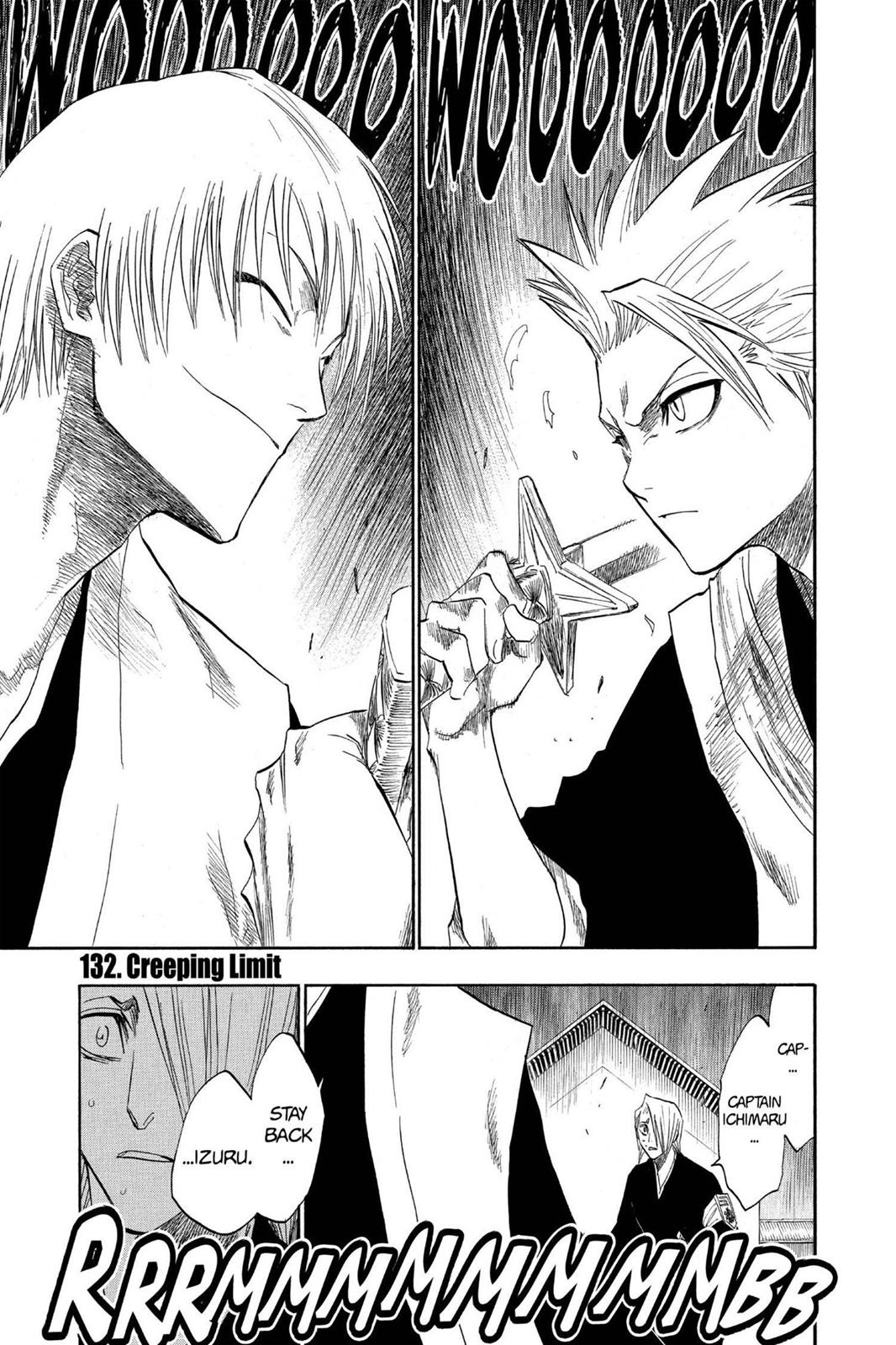 Bleach, Chapter 132 image 001