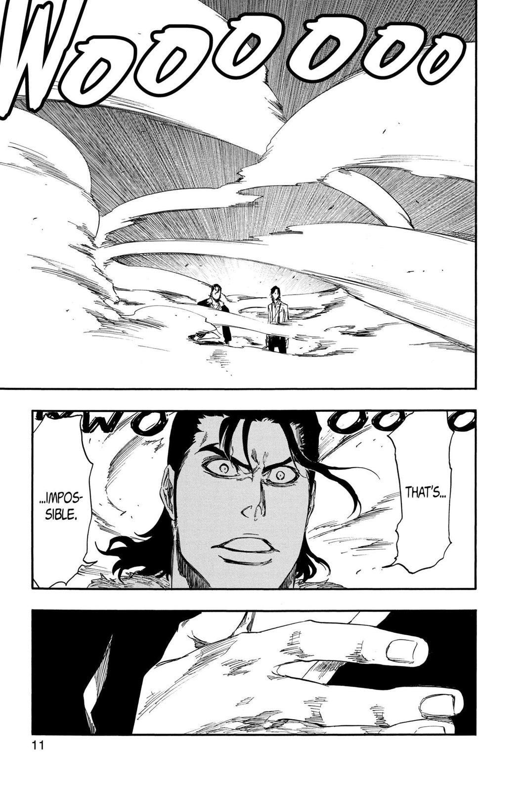 Bleach, Chapter 460 image 010