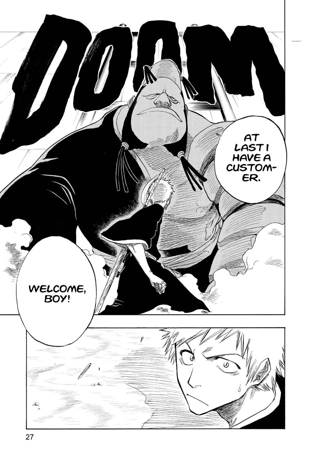 Bleach, Chapter 71 image 027