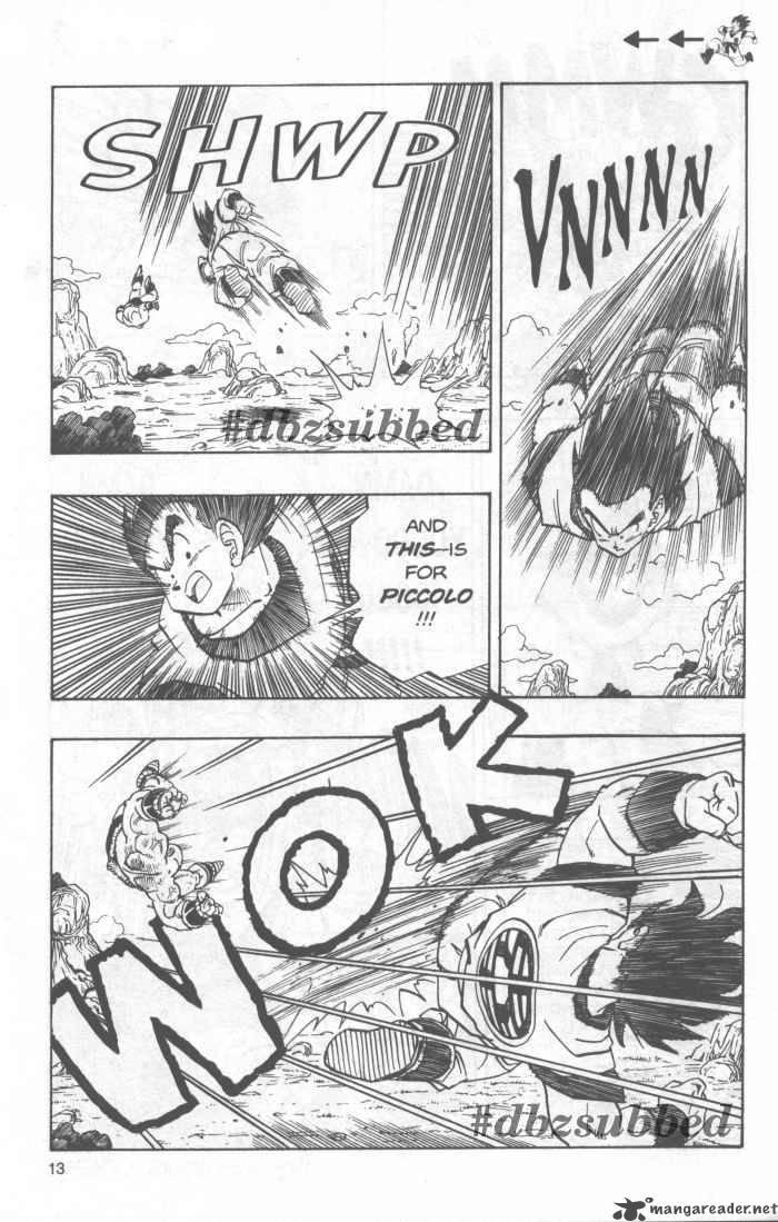 Dragon Ball, Chapter 225 image 013