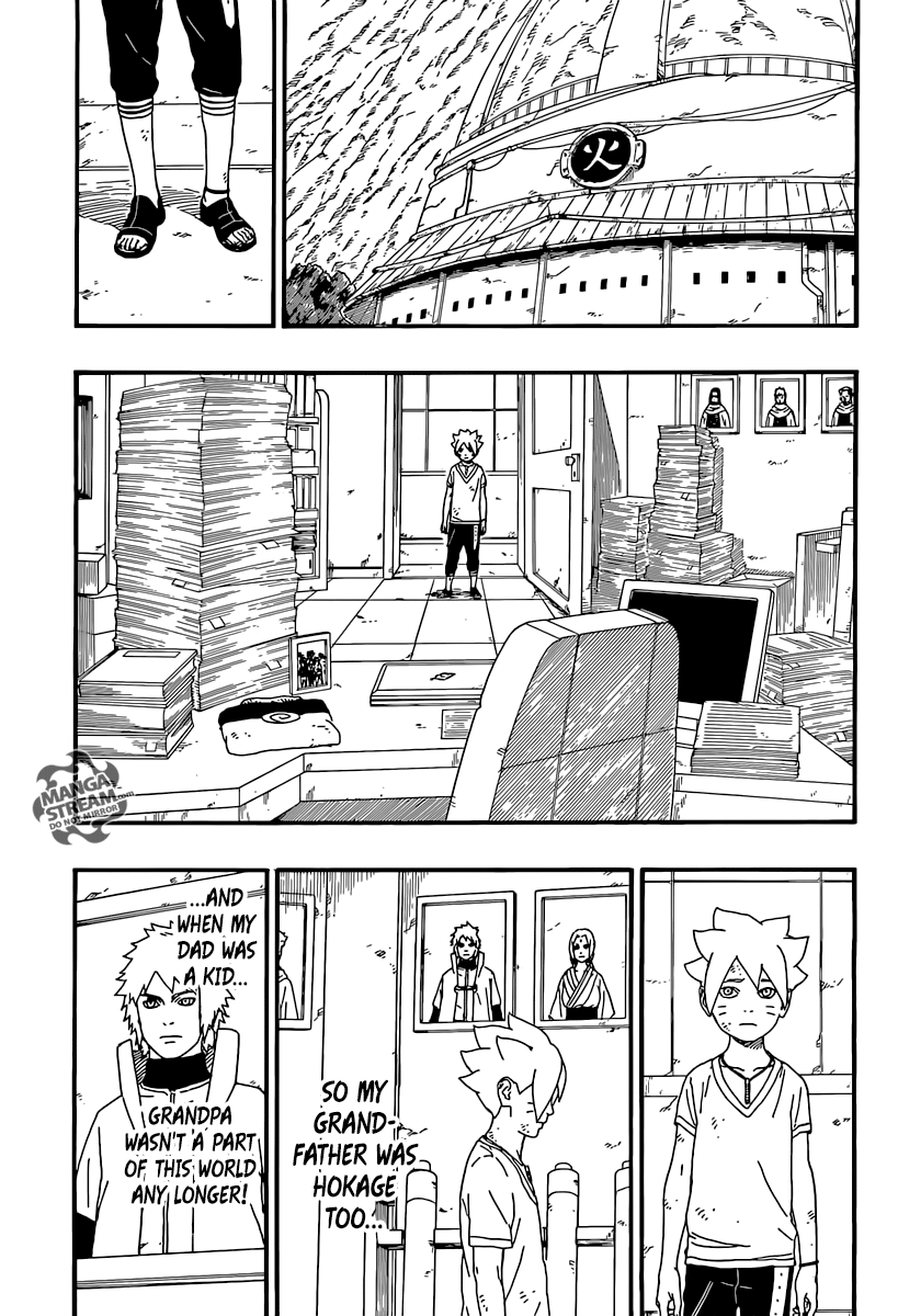 Boruto Manga, Chapter 6 image 021