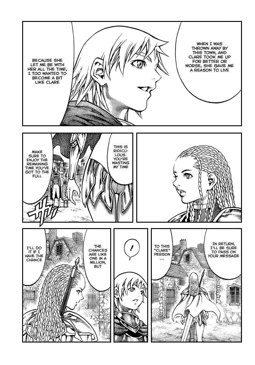 Claymore, Chapter 81 image 023