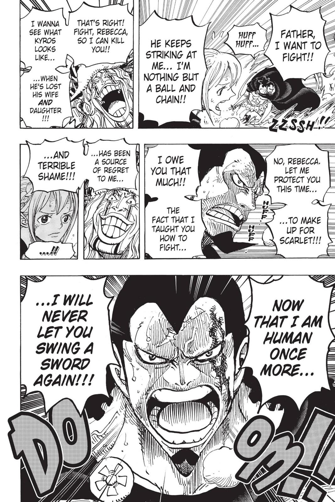 One Piece, Chapter 772 image 004