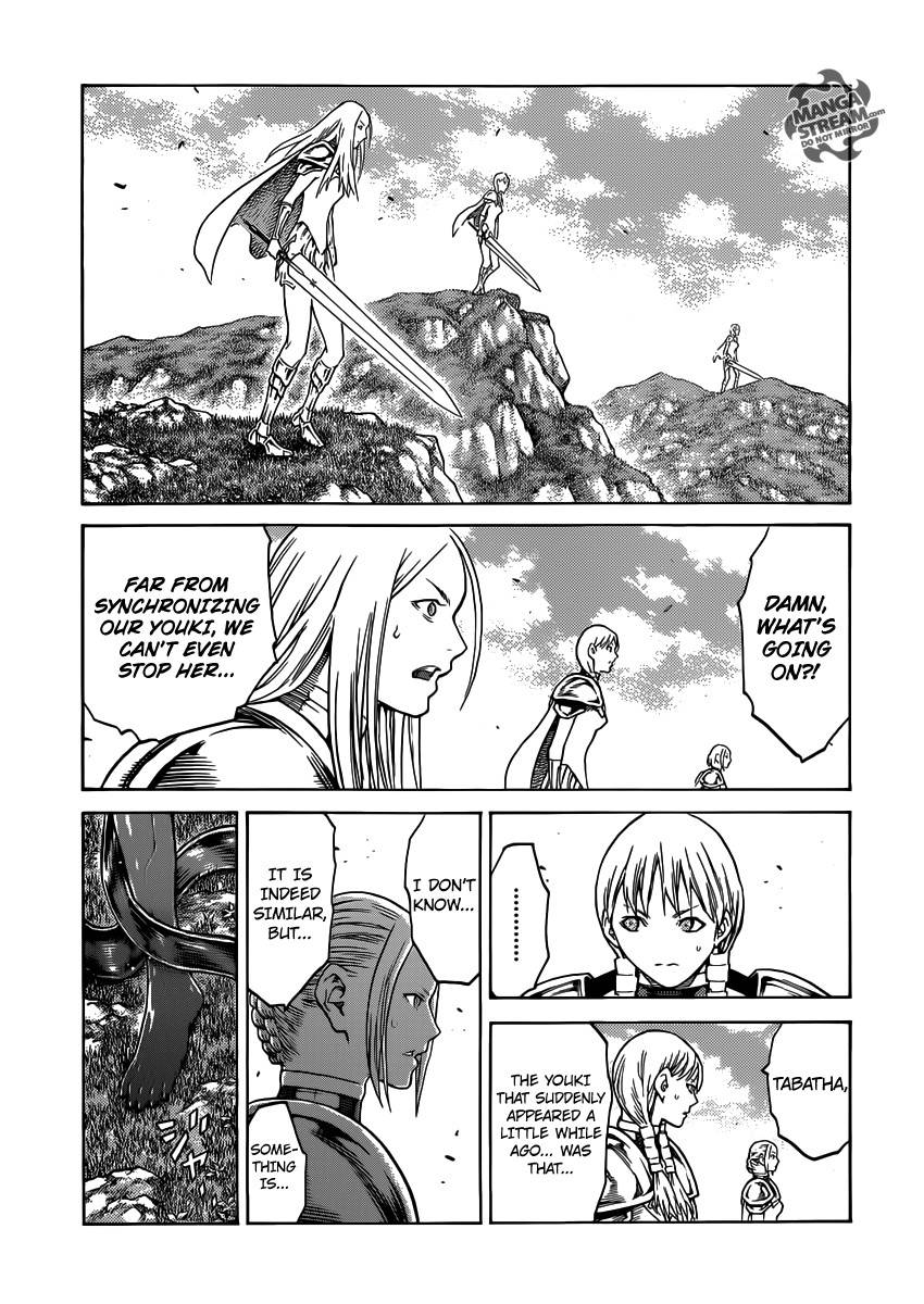 Claymore, Chapter 133 image 018