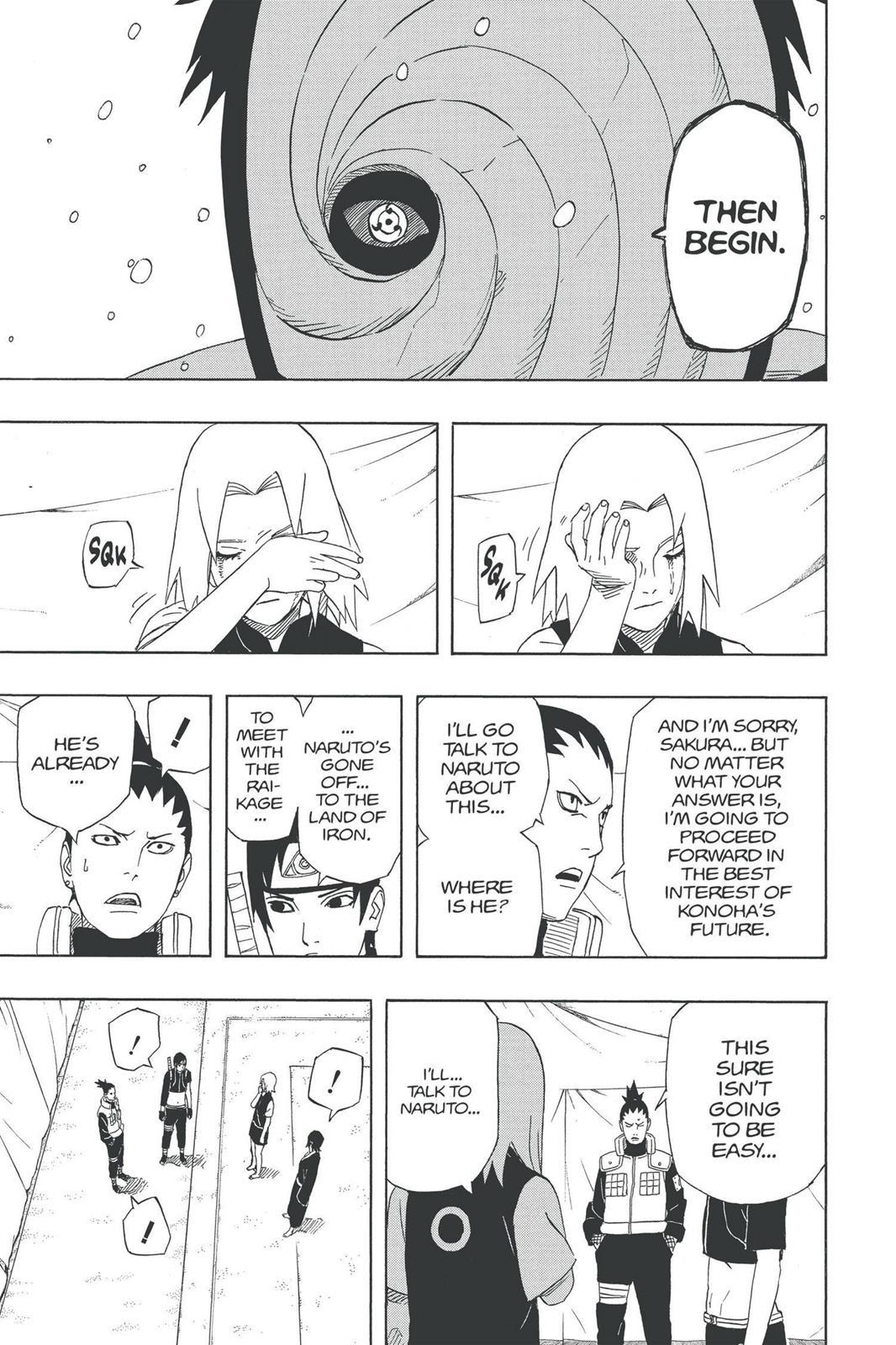 Naruto, Chapter 459 image 013