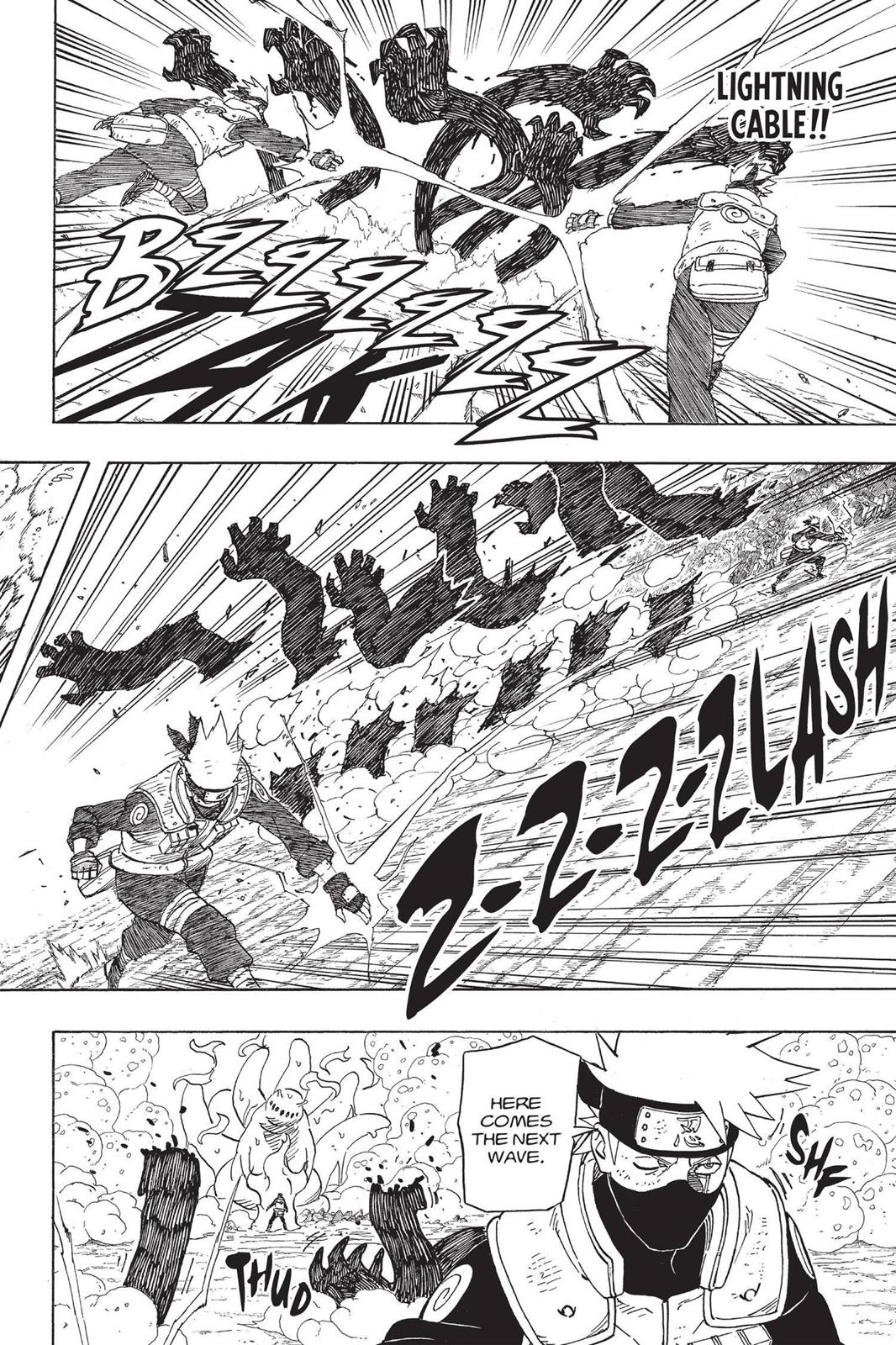 Naruto, Chapter 568 image 004
