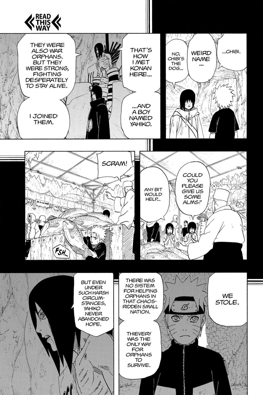 Naruto, Chapter 445 image 010