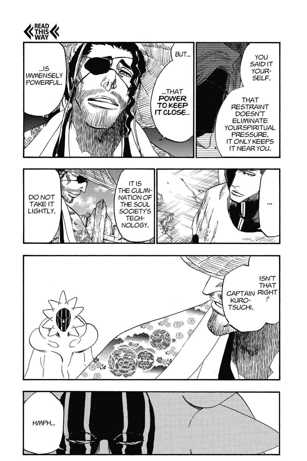Bleach, Chapter 623 image 011