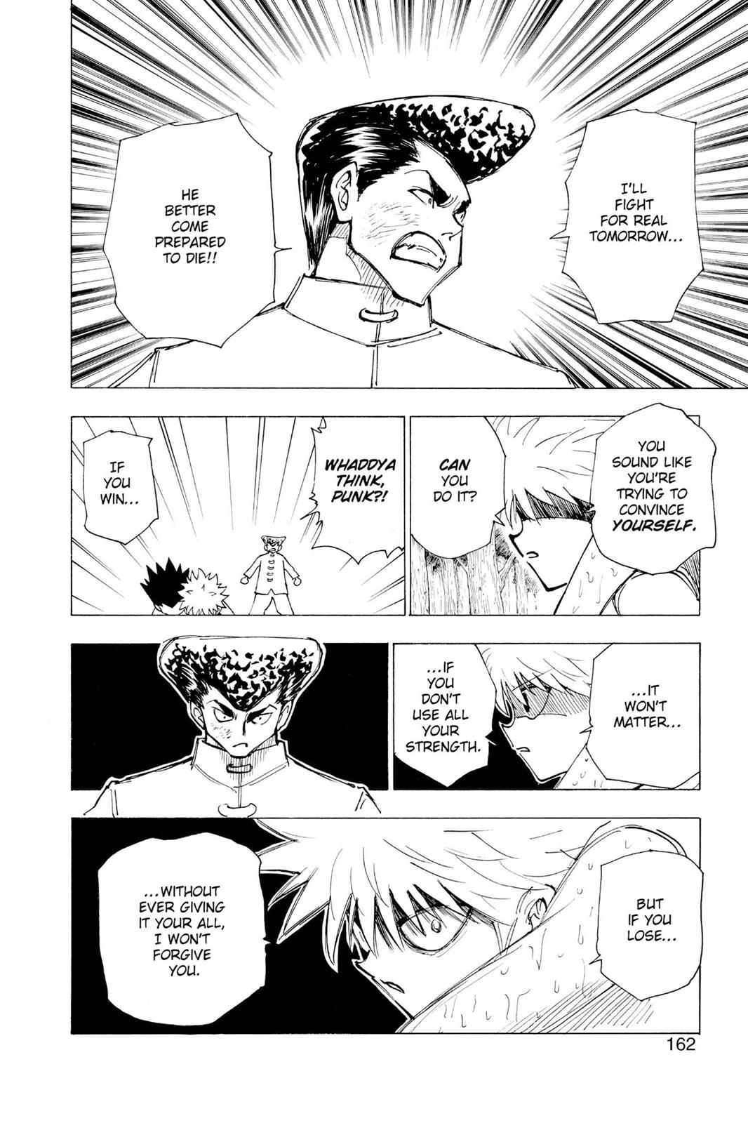 Hunter X Hunter, Chapter 209 image 010