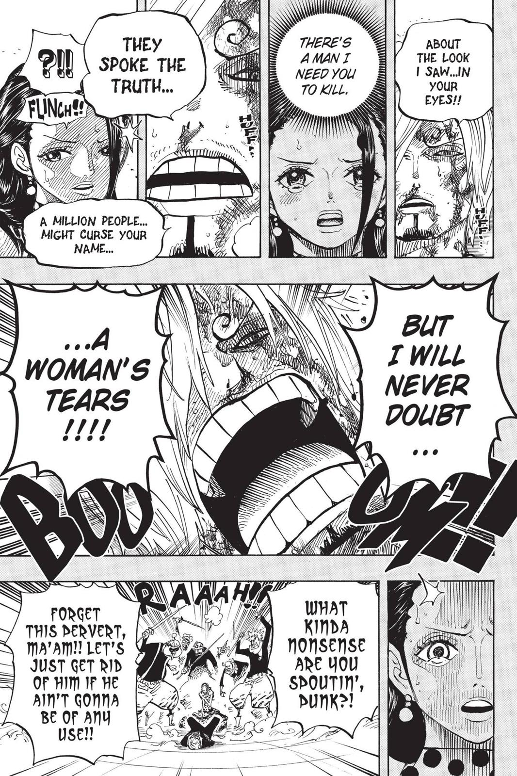 One Piece, Chapter 712 image 014