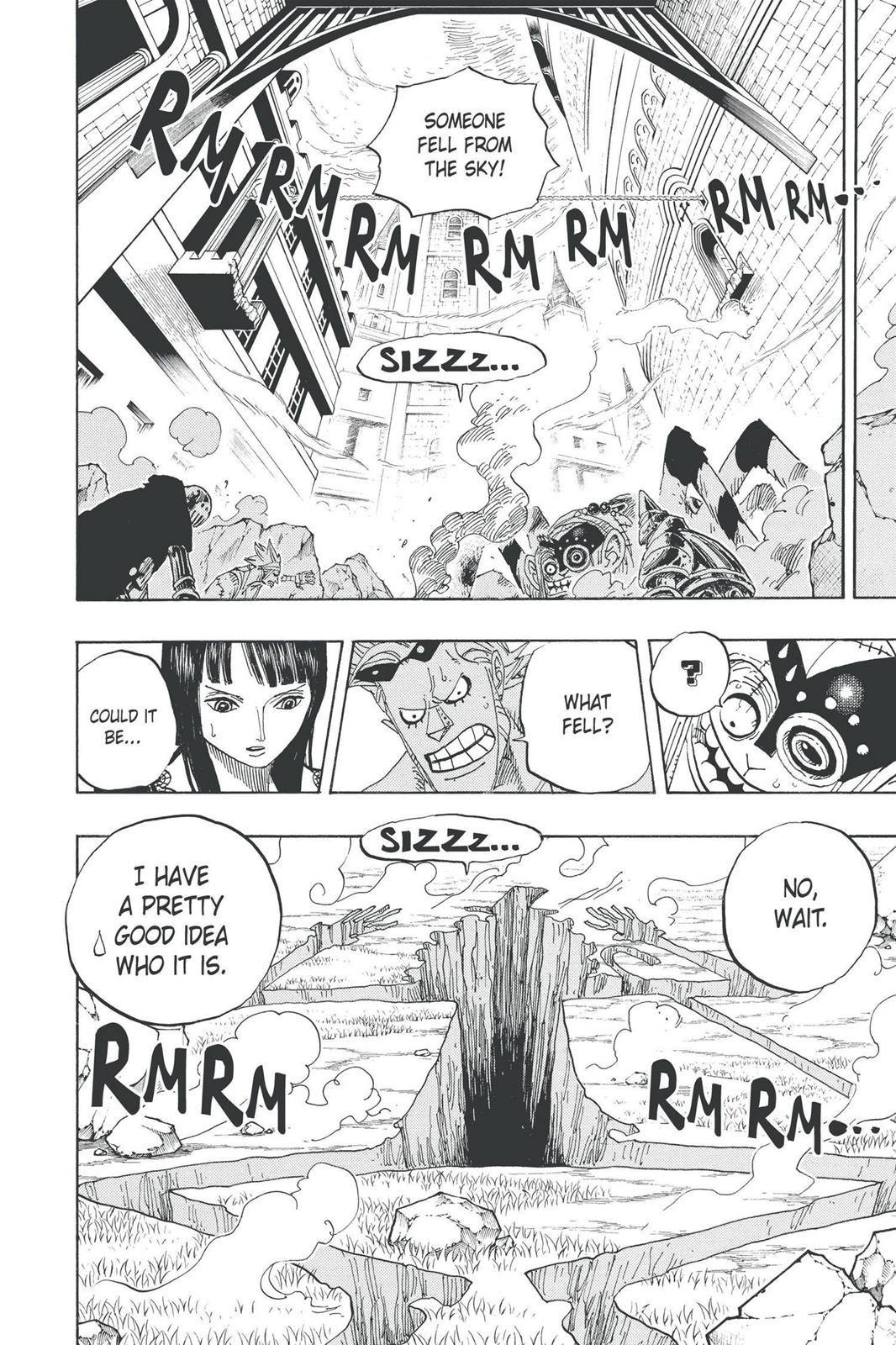 One Piece, Chapter 454 image 011