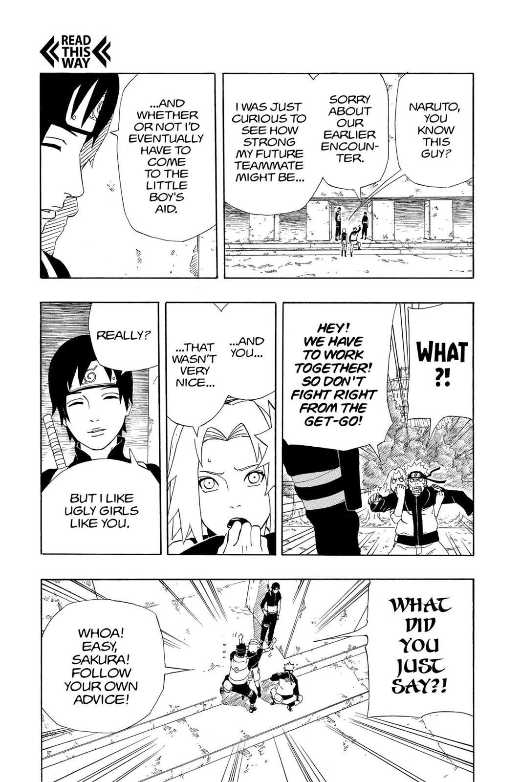 Naruto, Chapter 284 image 019