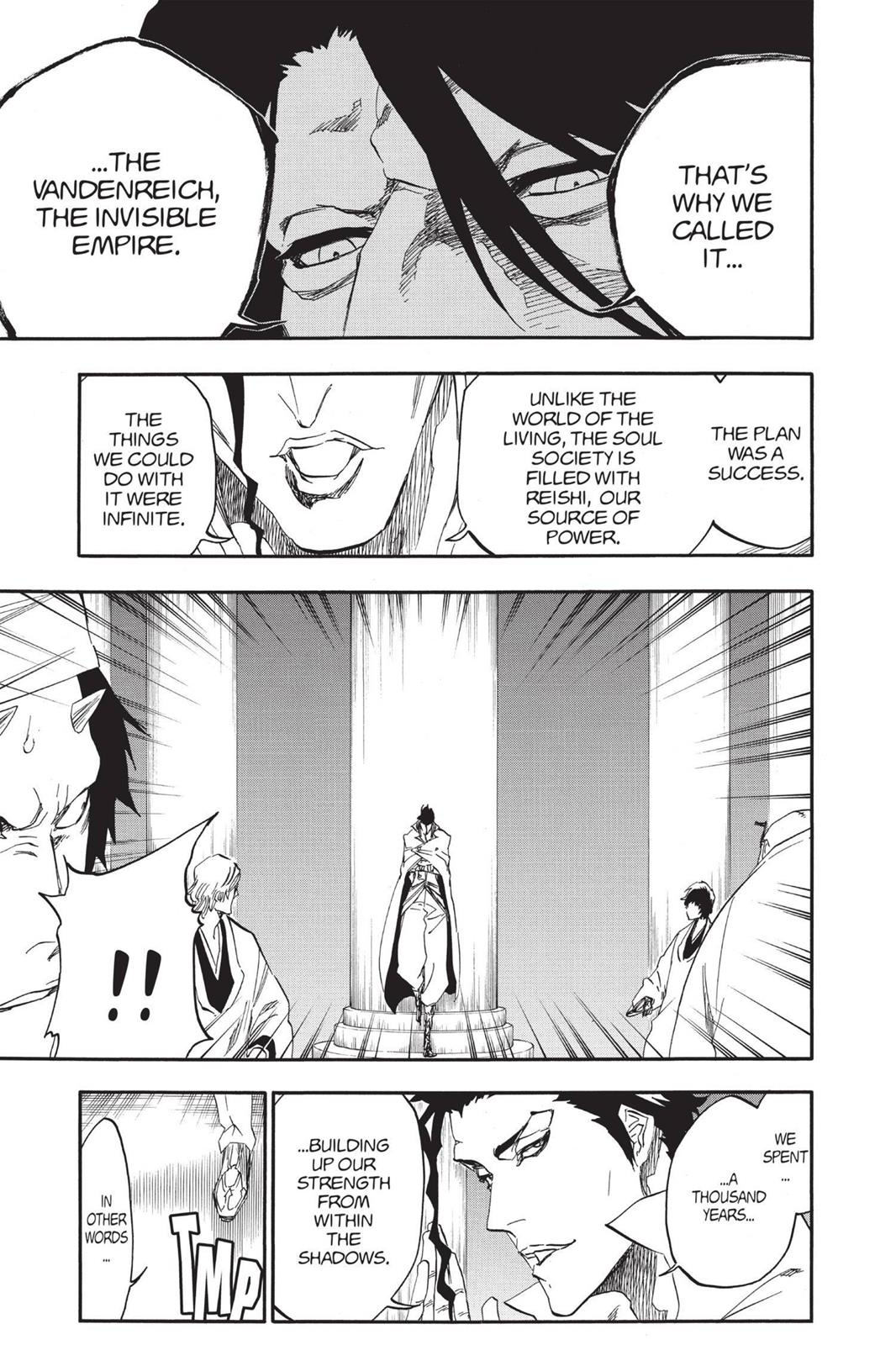 Bleach, Chapter 547 image 011