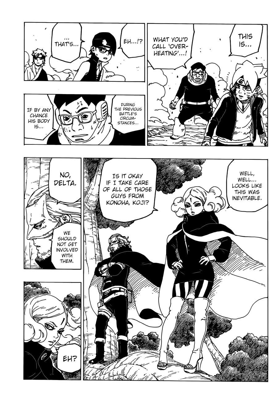 Boruto Manga, Chapter 25 image 034