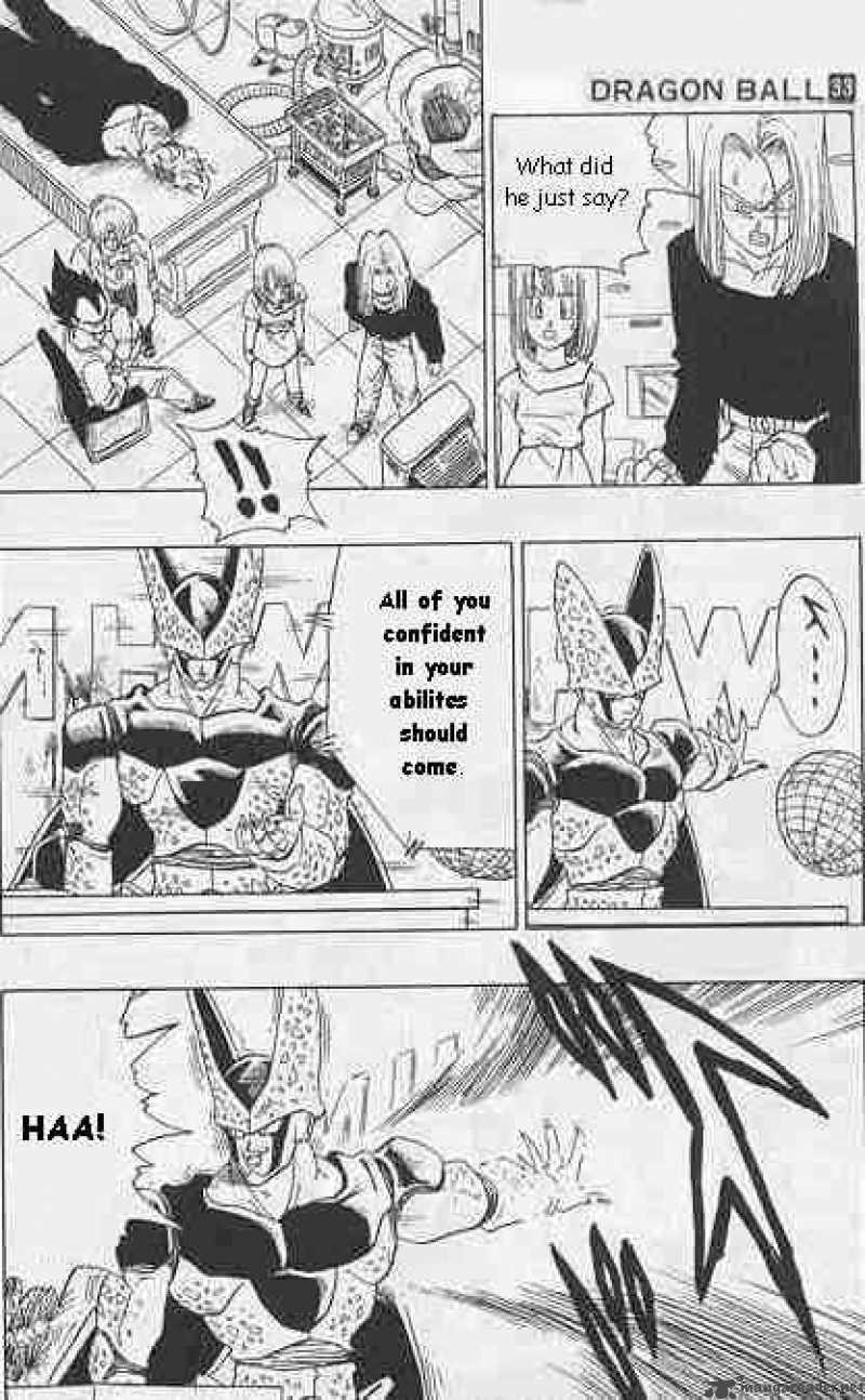 Dragon Ball, Chapter 389 image 011