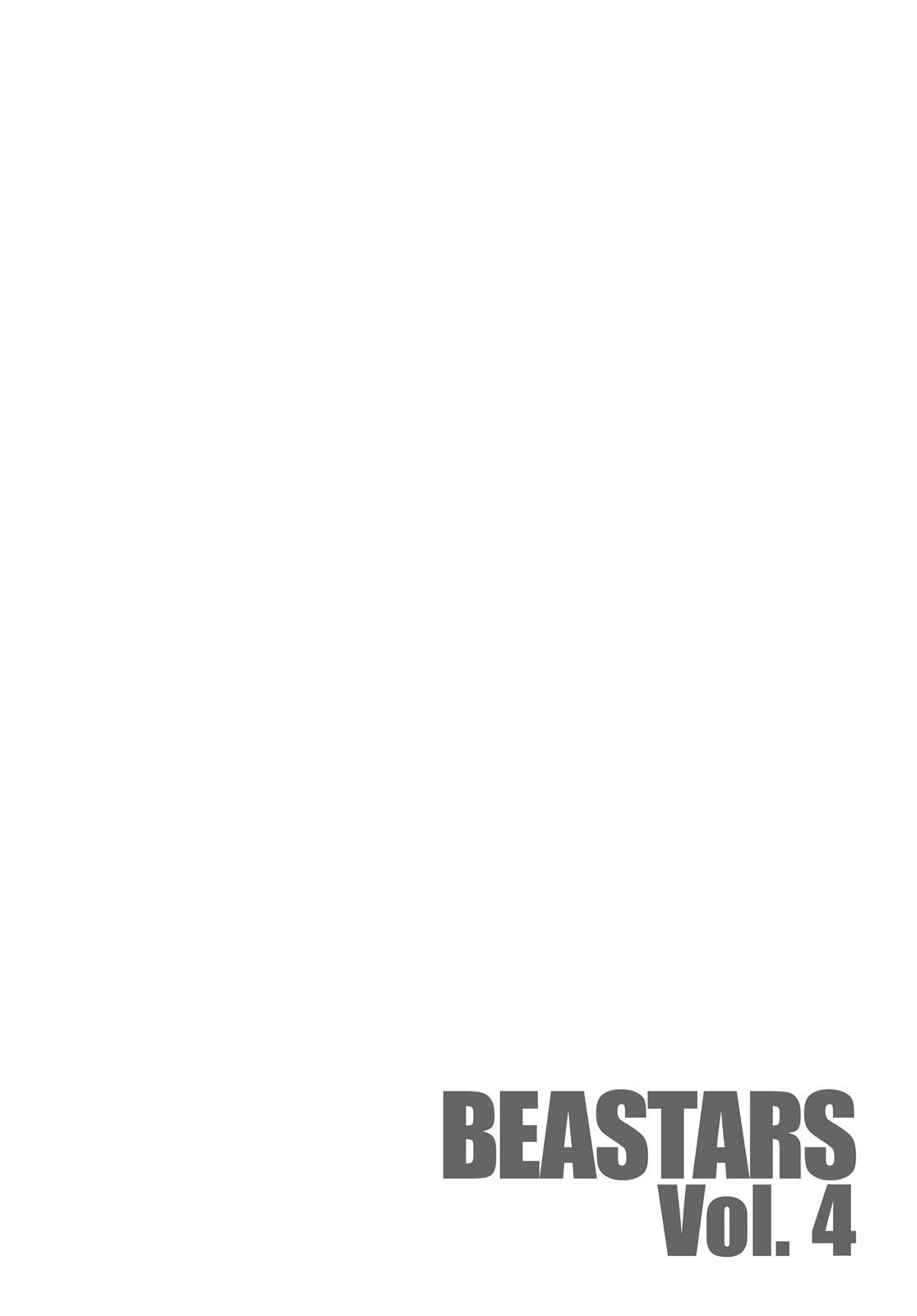 Beastars Manga, Chapter 33 image 002