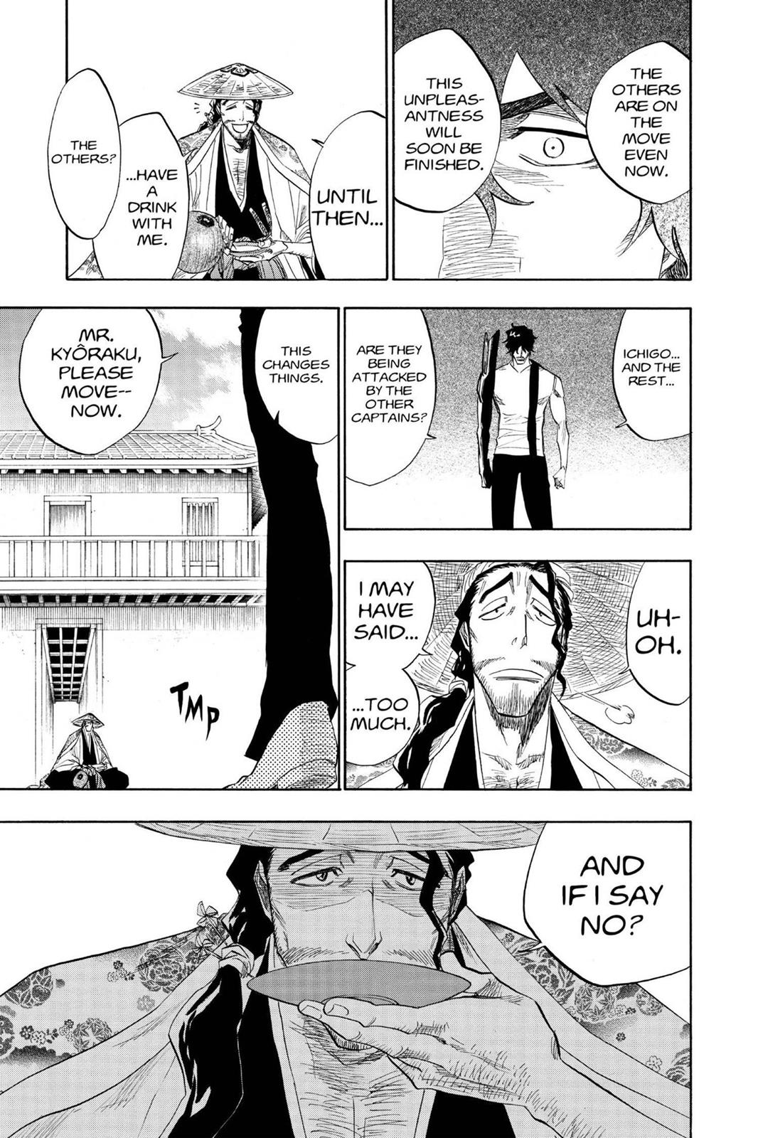 Bleach, Chapter 106 image 005