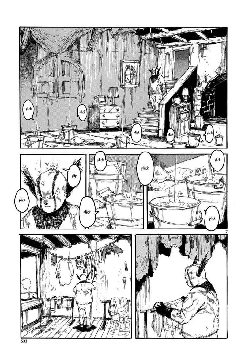 Dorohedoro, Chapter 138 image 011