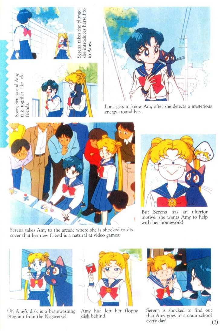 Sailor Moon, Cahpter 2.1 image 006