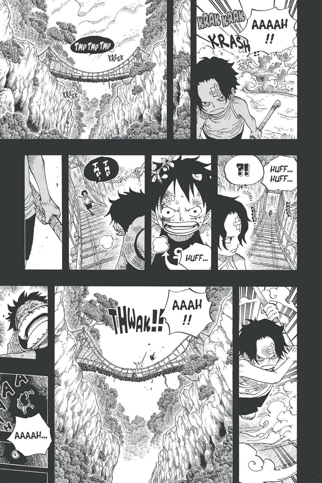 One Piece, Chapter 583 image 005