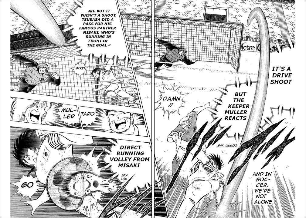 Captain Tsubasa, Chapter 106 image 039