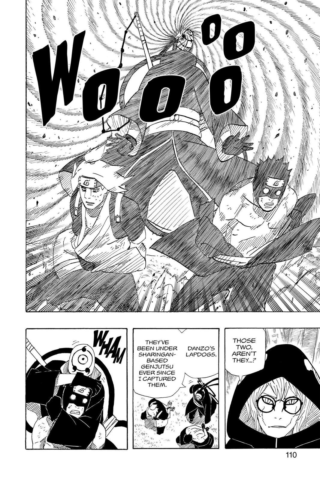 Naruto, Chapter 520 image 009