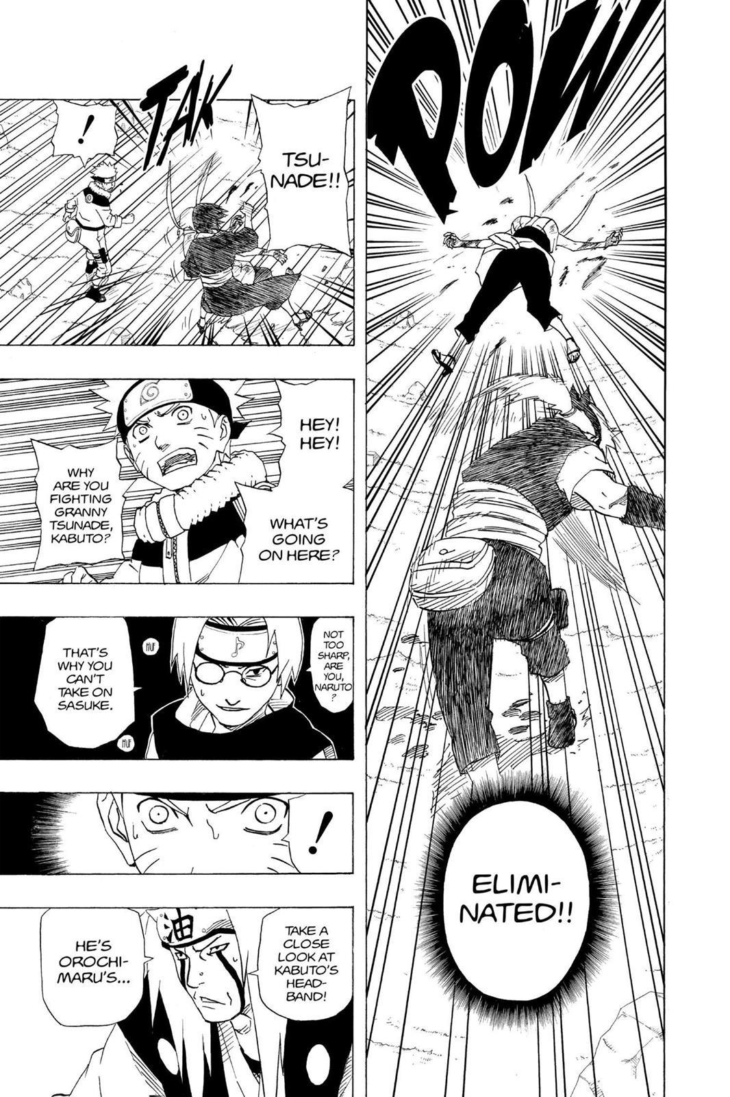 Naruto, Chapter 165 image 005