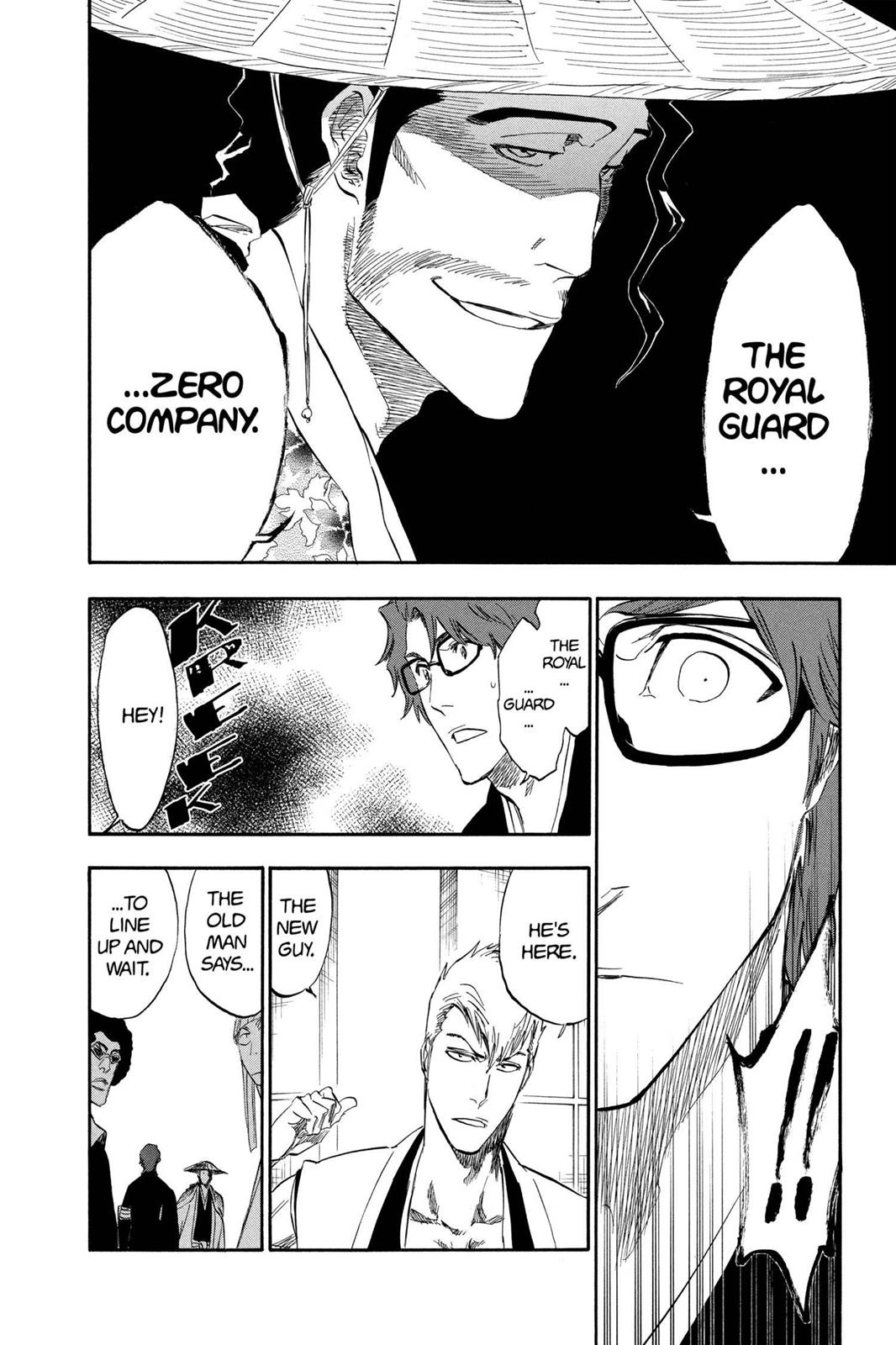 Bleach, Chapter 315.5 image 021