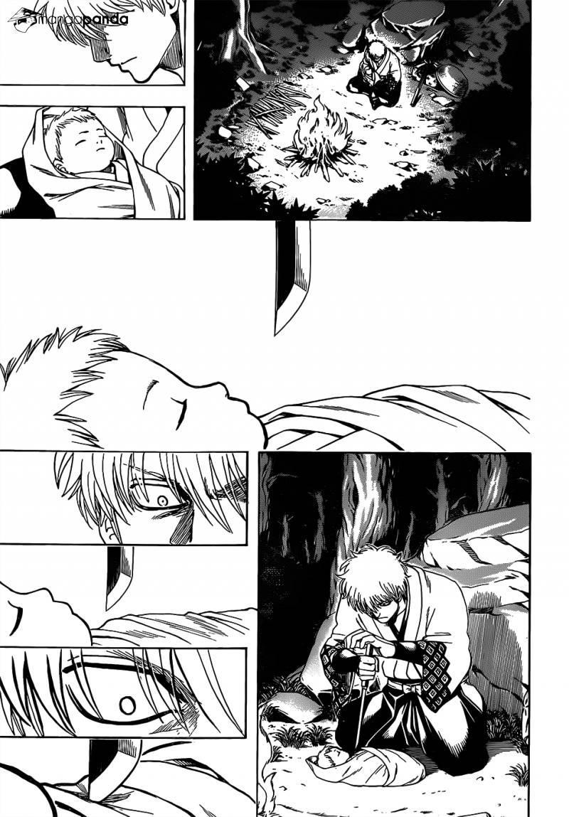 Gintama Chapter, 679 image 013