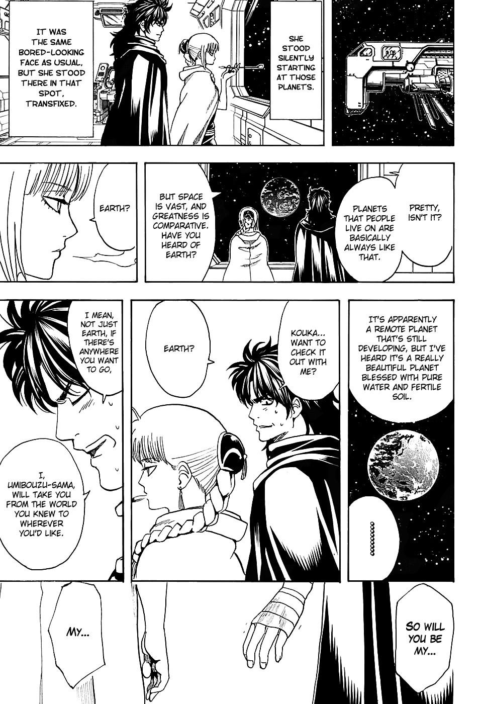Gintama Chapter, 579 image 015