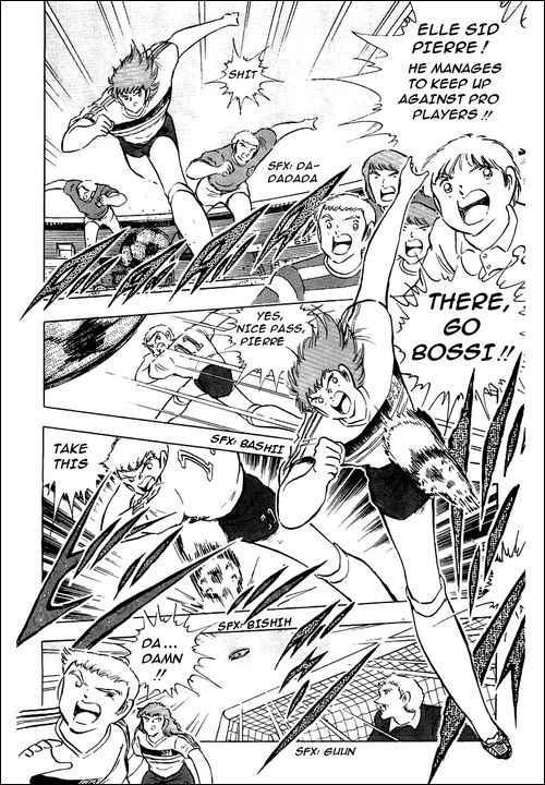 Captain Tsubasa, Chapter 89 image 028