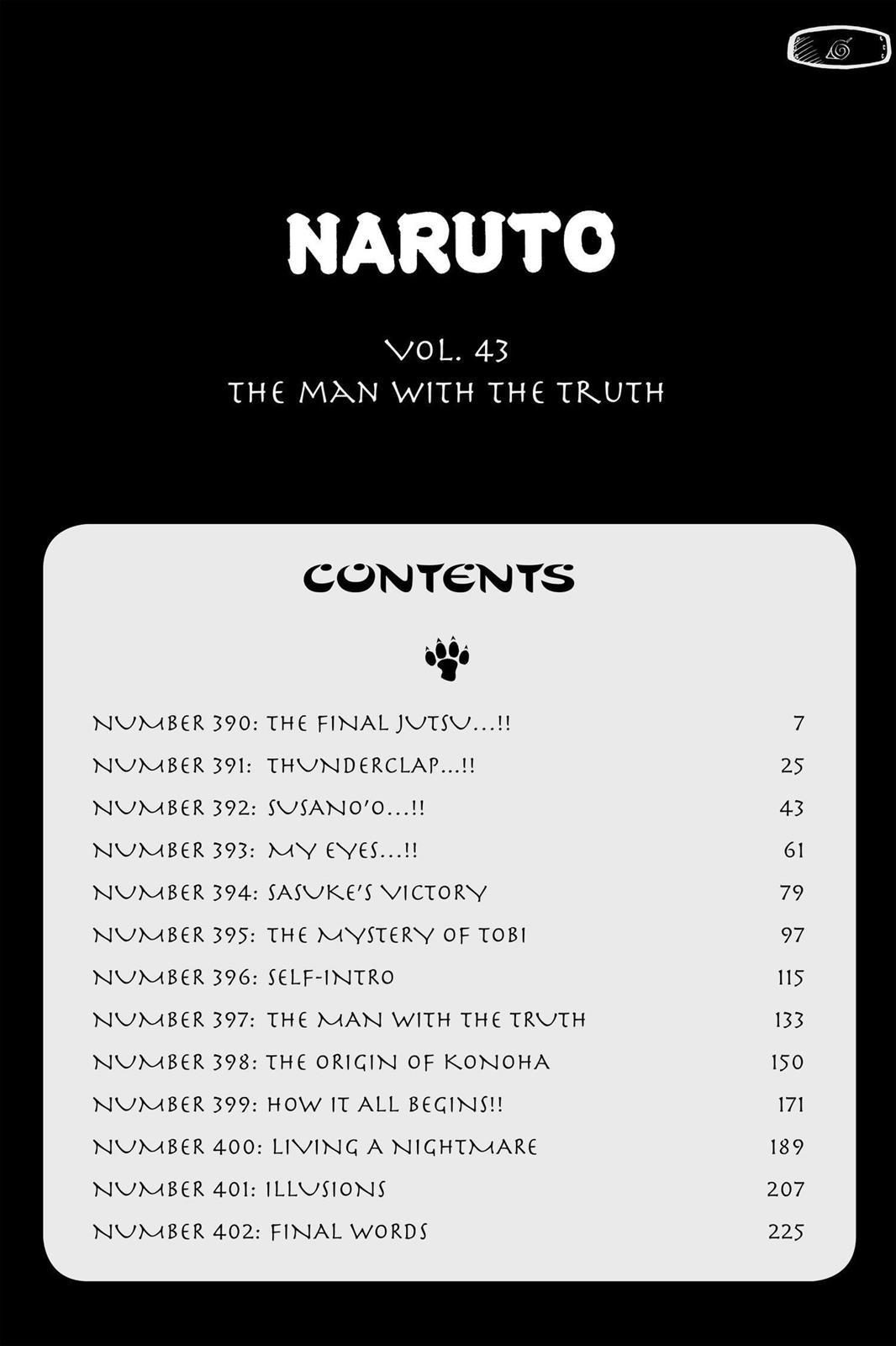Naruto, Chapter 390 image 007