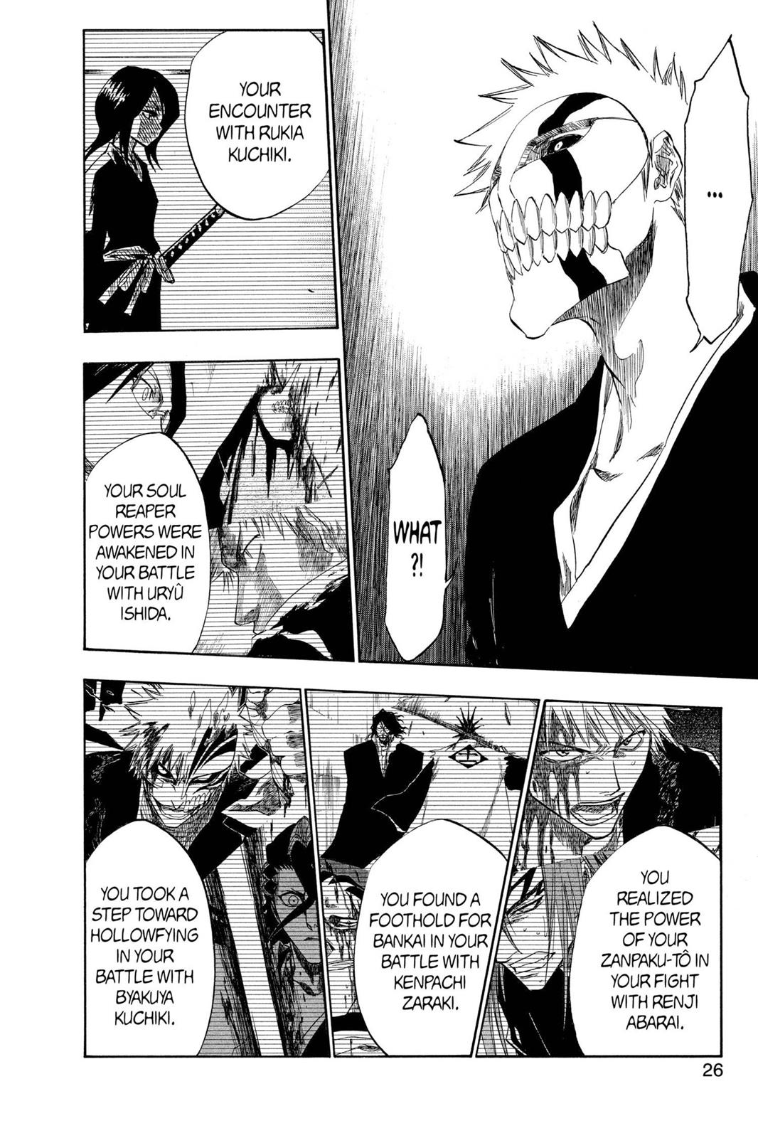 Bleach, Chapter 396 image 025