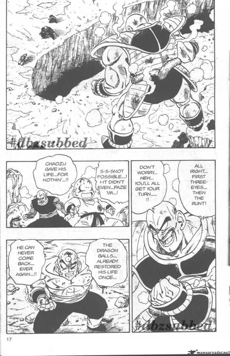 Dragon Ball, Chapter 218 image 002