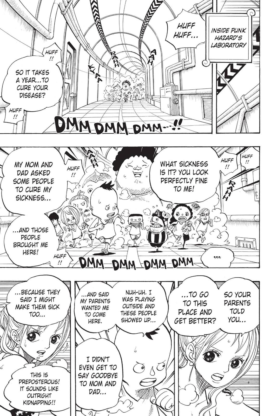 One Piece, Chapter 660 image 004