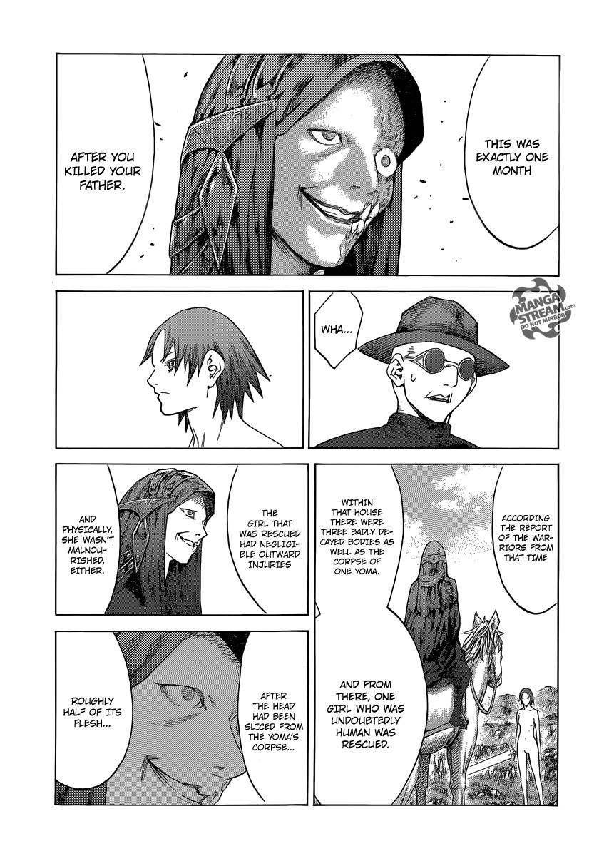 Claymore, Chapter 142 image 016