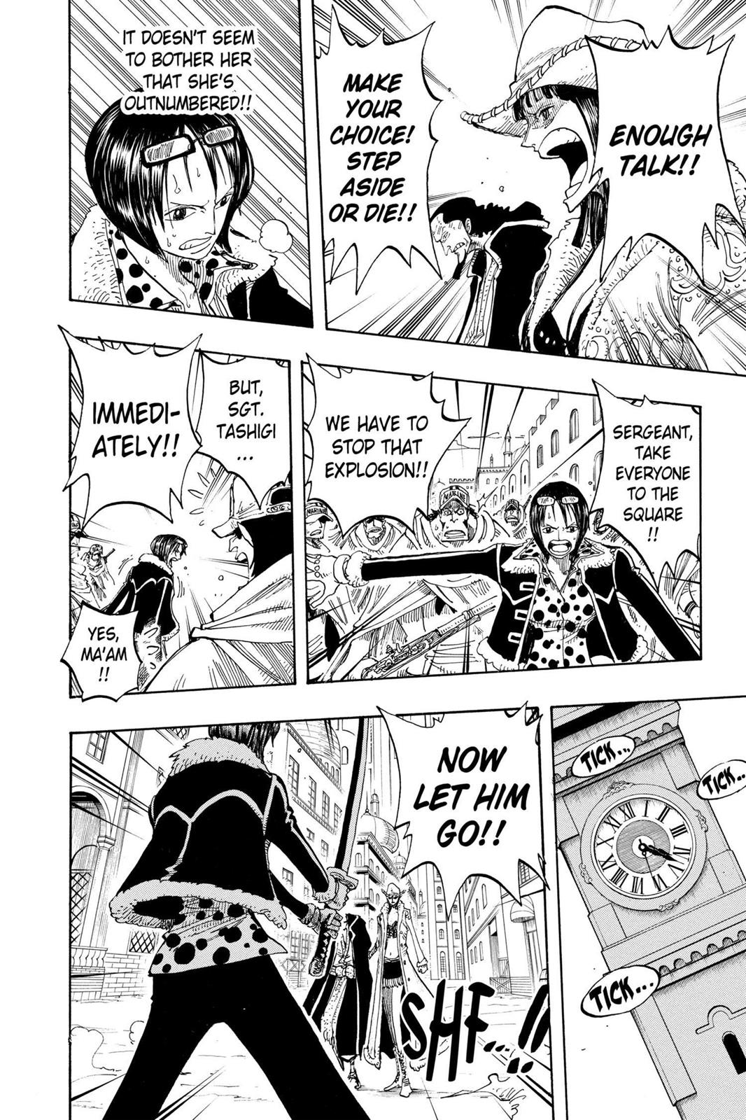 One Piece, Chapter 201 image 017