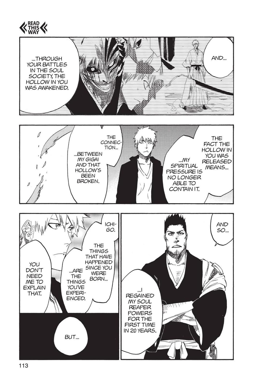 Bleach, Chapter 536 image 015