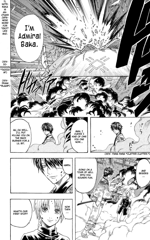 Gintama Chapter, 311 image 018