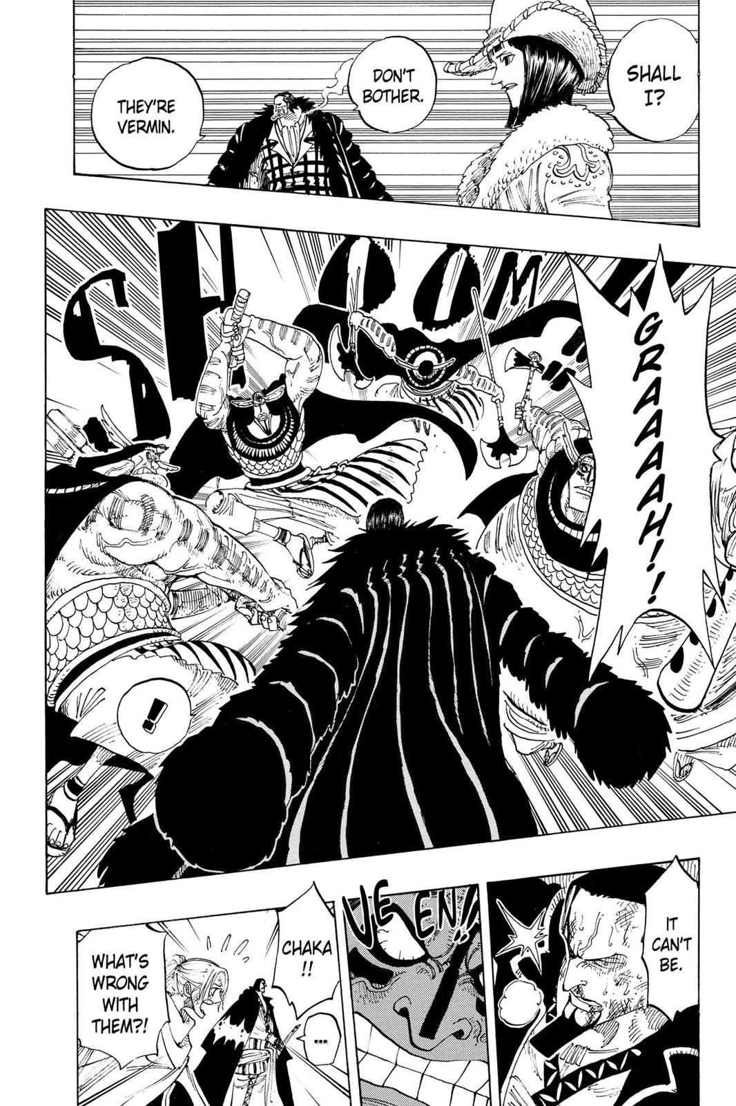One Piece, Chapter 196 image 013