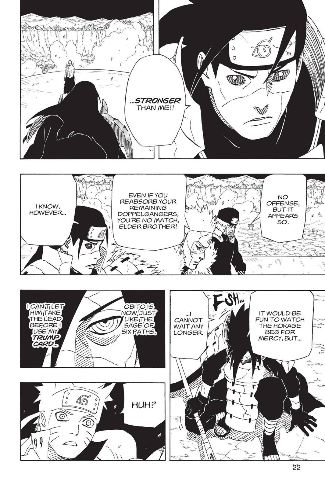 Naruto, Chapter 638 image 023