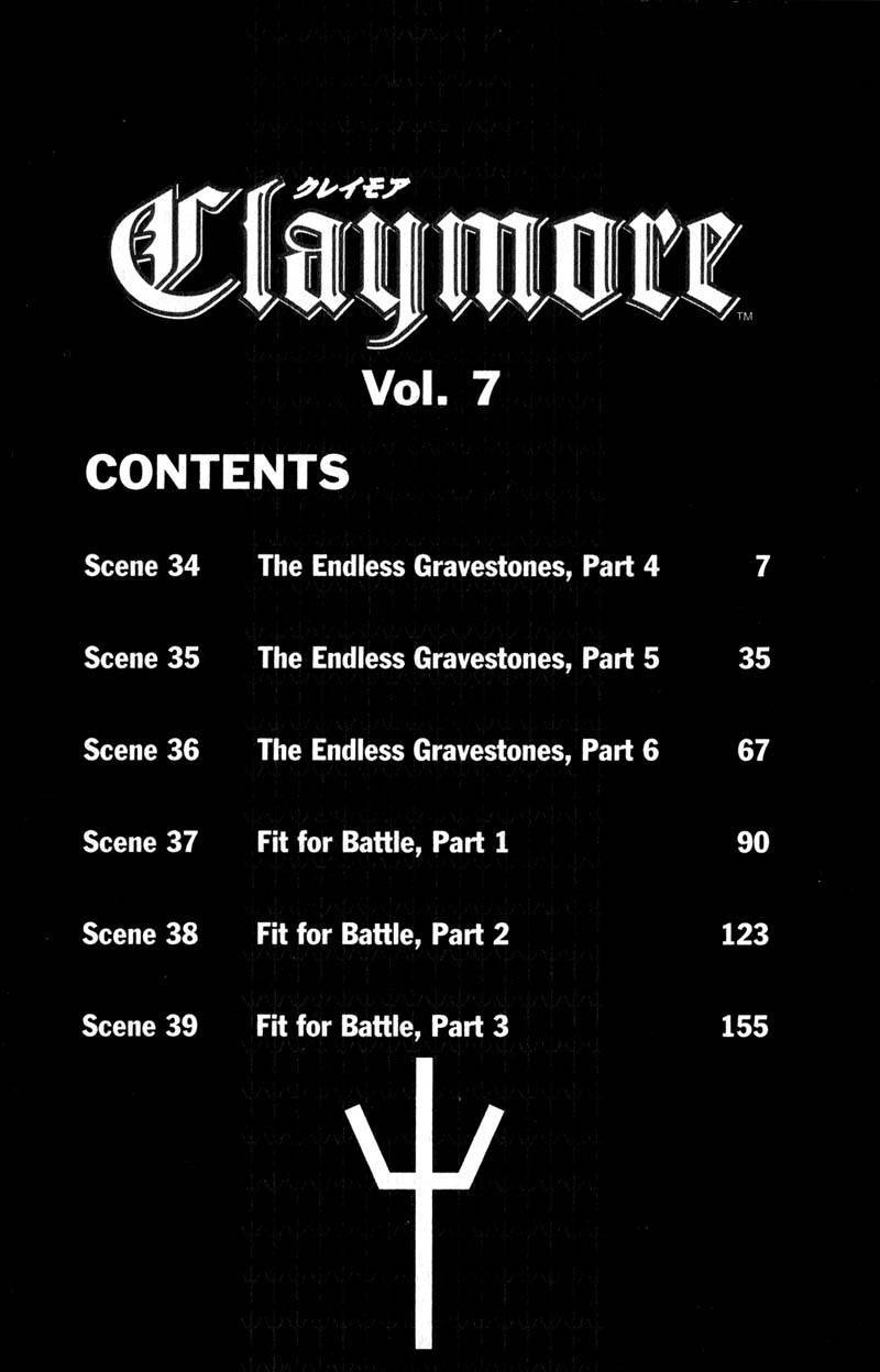 Claymore, Chapter 34 image 006